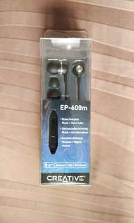 Creative EP-600M earpiece