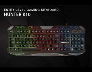 Fantech Hunter K10 Gaming Keyboard