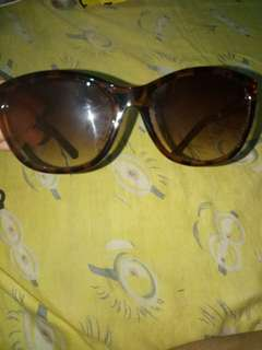 Authentic Marks & Spencer Shade brown gold