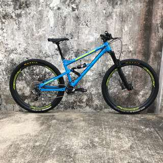 Nicolai Ion G13 Full bike Size S
