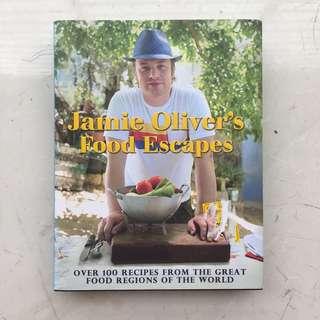 Jamie Oliver's Food Escapes Recipe Book