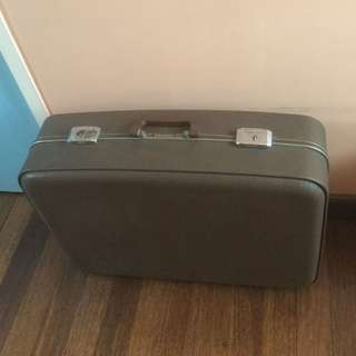 Brown Luggage (Vintage)
