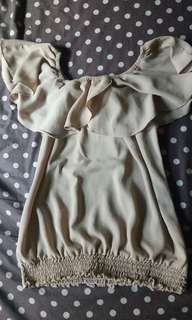 Sabrina Mocca all size fit L