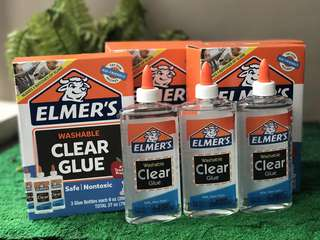 Elmer's Jumbo Clear Set