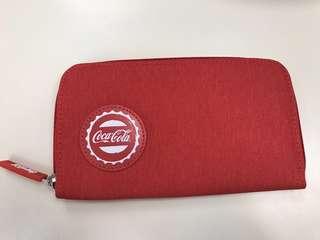可口可樂旅行銀包