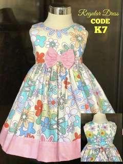 Girls Good Quality Dresses (Regular Batch 2)