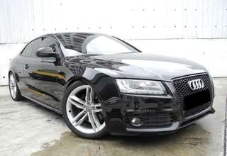 Audi S5 4.2 FSI QU