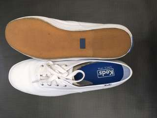 Keds All White sneakers