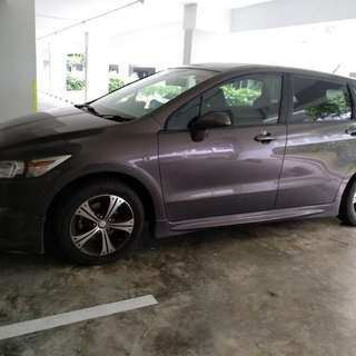 Honda Stream for rent