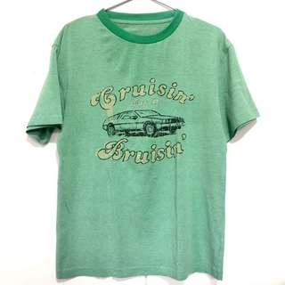 Green shirt for Men