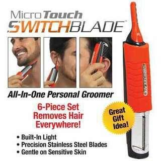 Switch blade trimmer