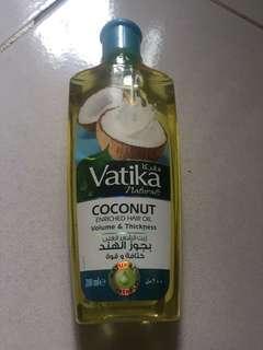 RAMADHAN CLEARANCE - volumizing coconut hair oil