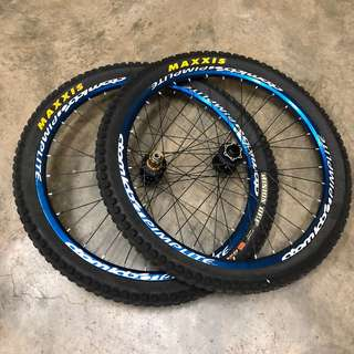 Atomlab downhill Wheelset