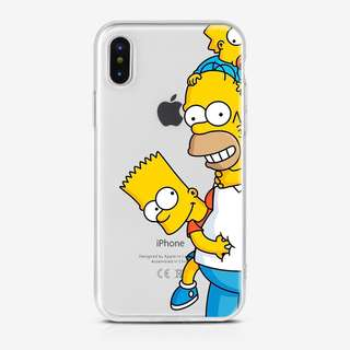 Simpsons soft case
