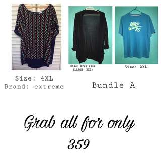 Plus size Tops!!