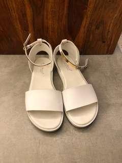 🚚 涼鞋24.5cm 九成新