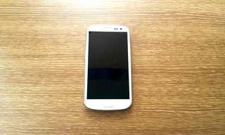 Samsung Galaxy S3 + extras