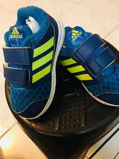 PRELOVED- Adidas Kids shoes