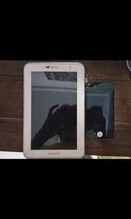 Galaxy tab 2 dan Iphone 4
