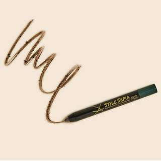 TOUCH IN SOL Style Sepia Gel-Liner in Jardin
