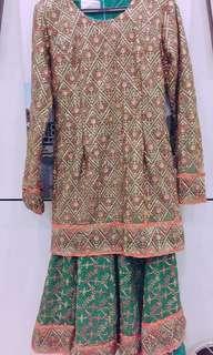 Baju Kurung Saree Shawlpublika