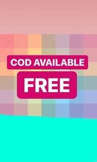 FREE COD