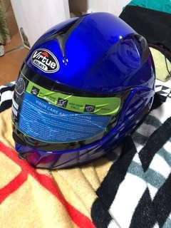 Virtue Helmet Full Face (Royal Blue)