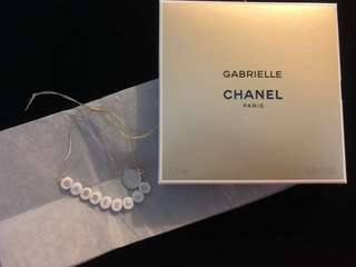 Chanel Beaute Clutch & Gabrielle Chanel Special Limited Edition 手鍊及香水試用裝