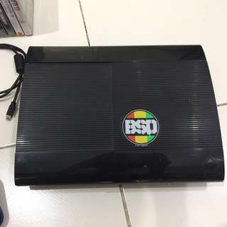 Ps3 250gn (black)