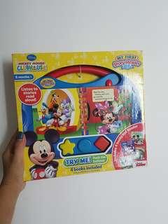 Mickey story book