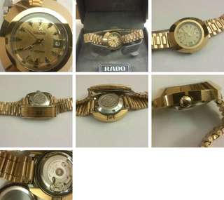 Original RADO vintage Diastar automatic for ladies