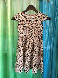 Target girl's dress, size 7