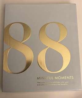 KIKKI K 88 mindful moments-brand new (FREE express post)