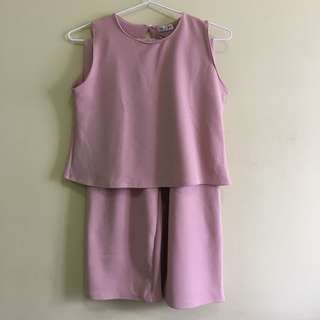 Ashley Collection Pink Coordinates