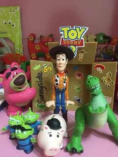 🚚 玩具總動員-扭蛋
