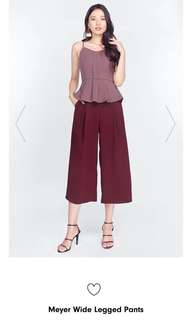 Fayth Meyer Wide Legged Pants
