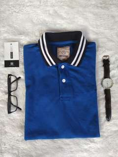 Nevada Blue Polo Shirt
