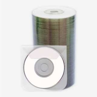 Intact Mini DVD R 1.4GB Whitetop Printable 50pcs Spindle with Sleeves