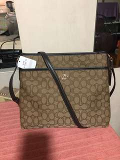 💯% Authentic Coach Crossbody bag