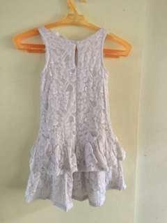 2-4y H&M lace Dress