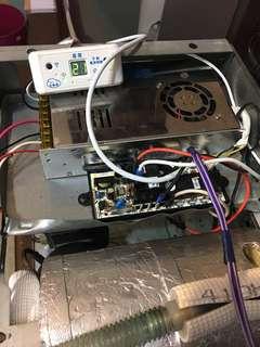 🚚 (改裝)半變頻式魚缸用冷水機25L-30L