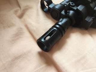 9成新電槍Mp5連槍袋及其它-war game