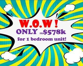 Riverfront Residences 4 Bedroom