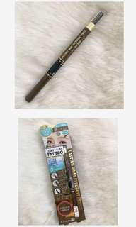 K Palette Lasting 3 Way Eyebrow Pencil