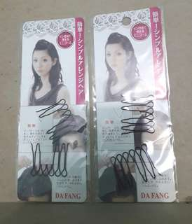 3 SETS BANGS ACCESSORIES