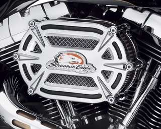 Harley Davidson Screamin Eagle Extreme Billet Ventilator Air Cleaner