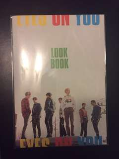 GOT7 Eyes On You Lookbook (with JB Sticker + Unused Dance Practice Code!)