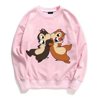Comfy Chip and Dale Pullover New Colors Released