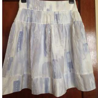 Hugo Boss Cotton Skirt Size 8