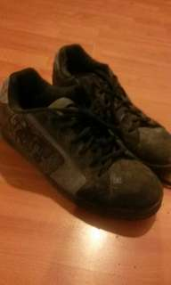 JUAL sepatu size besar 46 merk DCshoes